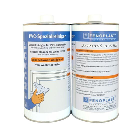 Spezialreiniger für Kunststofffenster Fenosol S20 Kunststoffreiniger